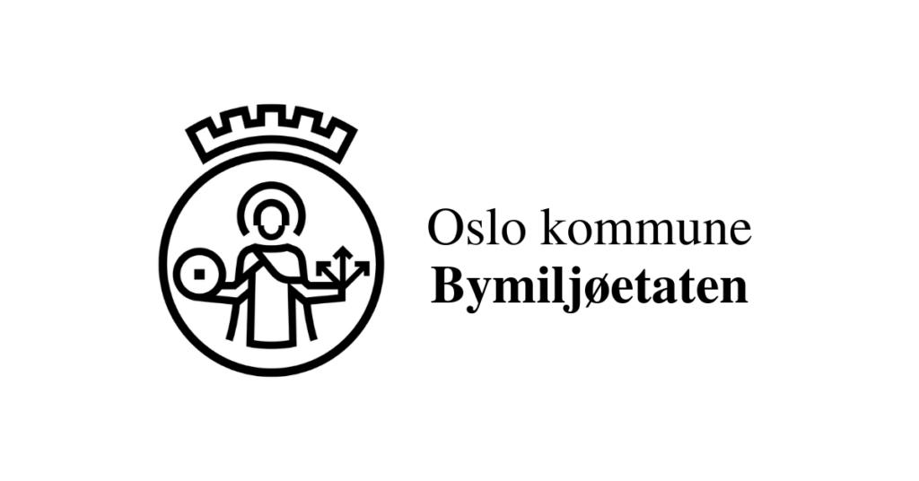 Logo Oslo kommune Bymiljøetaten